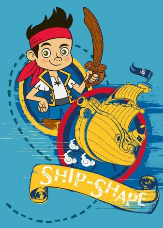 Teppich Jake - Ship Shake