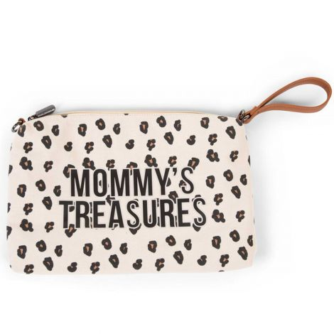 Mommy Clutch - Leopard