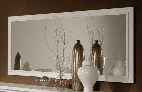 Roma Weiss/beton Spiegel 180
