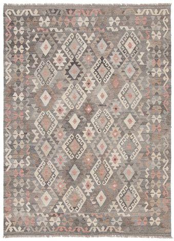 Teppich Kaudani 3 120x80 - Braun