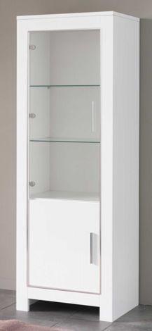Vitrine Modena 2 Türen - weiß