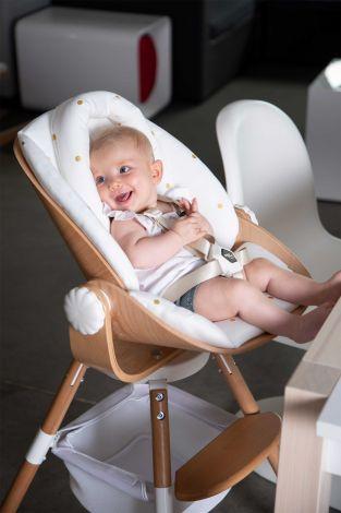 Babyschale Newborn für Evolu 2 und Evolu ONE.80 - natur